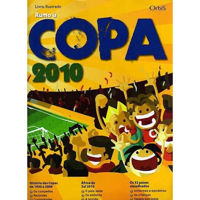 Lote 009 Album Vazio Rumo A Copa 2010 Orbis