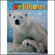 Lote 011 Album Completo Planeta Zoo Filhotes Em Familia 2010 Orbis