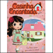 Lote 012 Album Vazio Casinha Encantada Da Florzinha 2010 Orbis