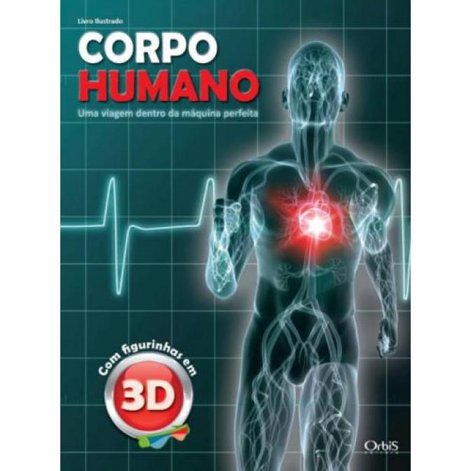 Lote 015 Album Completo Corpo Humano 2011 Orbis