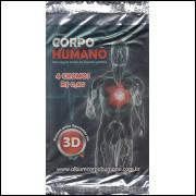 Lote 015 Envelope Corpo Humano 2011 Orbis