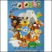 Lote 018 Album Vazio Zoiones 2011 Orbis
