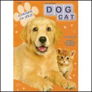 Figurinhas do Album DogCat A Origem Da Serie 2012 Orbis