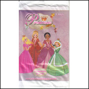 Lote 021 Envelope Princesas Dos Signos 2012 Orbis