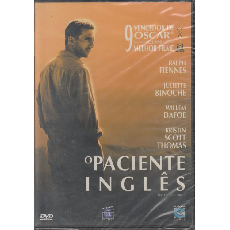 002 DVD O Paciente Inglês