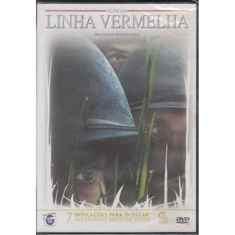 034 DVD Linha Vermelha