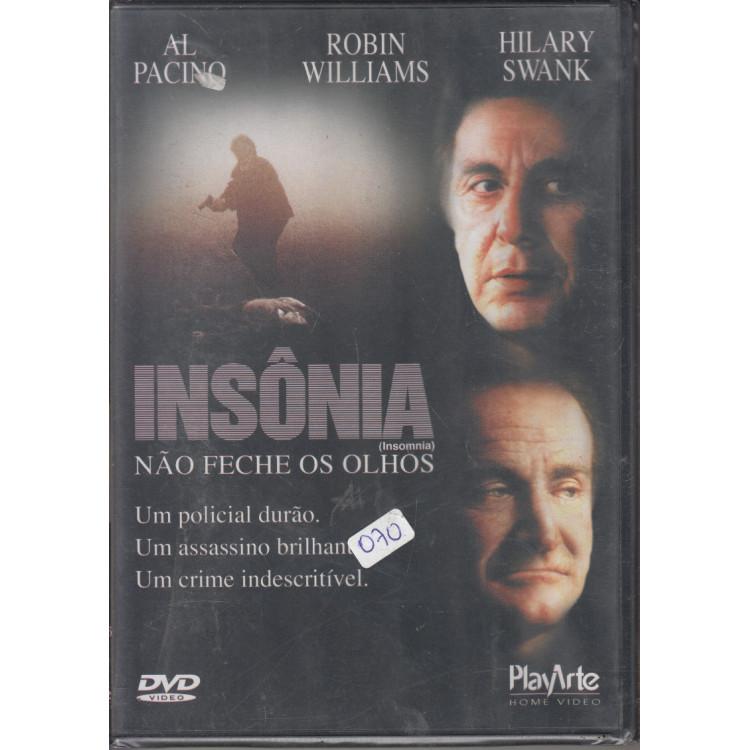 070 DVD Insônia