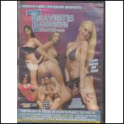 012 DVD Travestis Ardentes Em DVD Vol 2 Usado