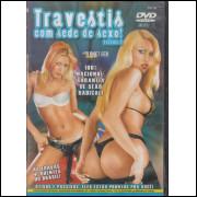 013 DVD Travestis Com Sede De Sexo Vol 2 Usado