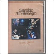 017 DVD Oswaldo Montenegro Usado