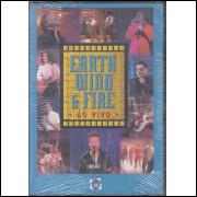 019 DVD Earth Wind & Fire Ao Vivo