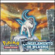 001 Caixa Fechada e Lacrada Pokemon Congelamento De Plasma 36 Env DVD The Black Eyedpeas