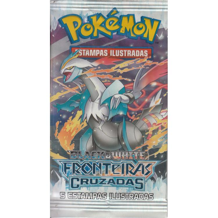 002 Envelope A Pokemon Fronteiras Cruzadas