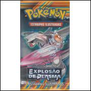 004 Envelope C Pokemon Explosao de Plasma