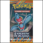 004 Envelope D Pokemon Explosao de Plasma
