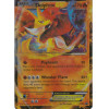 012 Carta Pokemon Delphox EX Ingles