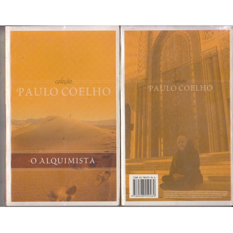 004 Livro O O Alquimista