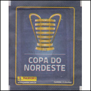 Lote 001 Envelope Copa Do Nordeste 2014 Panini