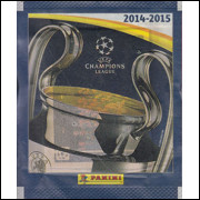 Lote 014 Envelope Uefa Champions League 2014 2015 Panini