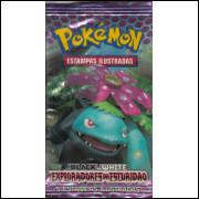 006 Envelope A Pokemon Exploradores Da Escuridao