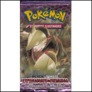 006 Envelope C Pokemon Exploradores Da Escuridao
