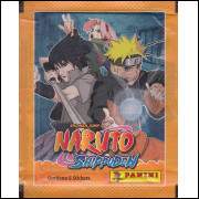 Lote 017 Envelope Naruto Shippuden