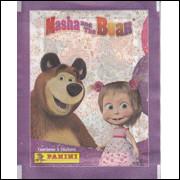 Lote 021 Envelope Masha e o Urso