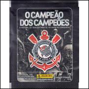 Lote 025 Envelope O Campeão Dos Campeões Corinthians