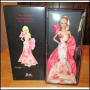 001 Barbie Collector Pink Label Robert Best