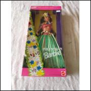 017 Barbie Matel Polynesian