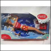 022 Barbie Coca Cola Splash