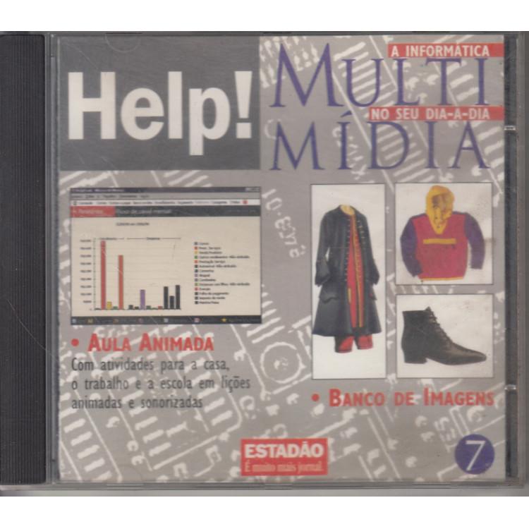 007 CD Help Multi Midia Estadao Vol 7