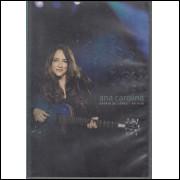 023 DVD Ana Carolina Ensaio De Cores Ao Vivo