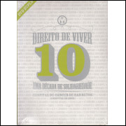 010 DVD Direito De Viver Vol 10 DVD Duplo