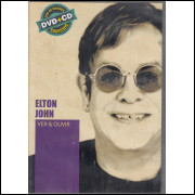 024 DVD Elton Jonh Ver & Ouvir