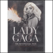 025 DVD Lady Gaga The Monster Ball Tour