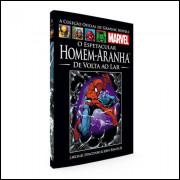 001 Livro O Espetacular Homem Aranha de Volta ao Lar