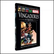 003 Livro Vingadores A Queda