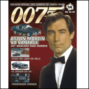 014 James Bond Cars ED 14 ASTON MARTIN V8 VANTAGE