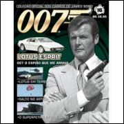 016 James Bond Cars ED 16 LOTUS ESPRIT