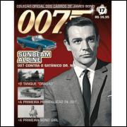 017 James Bond Cars ED 17 SUNBEAM ALPINE
