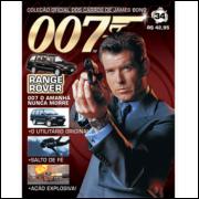 034 James Bond ED 34 RANGE ROVER SEM LIVRO