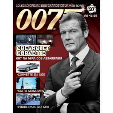 037 James Bond Cars ED 37 CHEVROLET CORVETTE