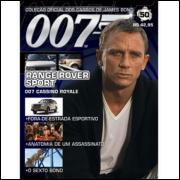 050 James Bond Cars ED 50 RONGE ROVER SPORT