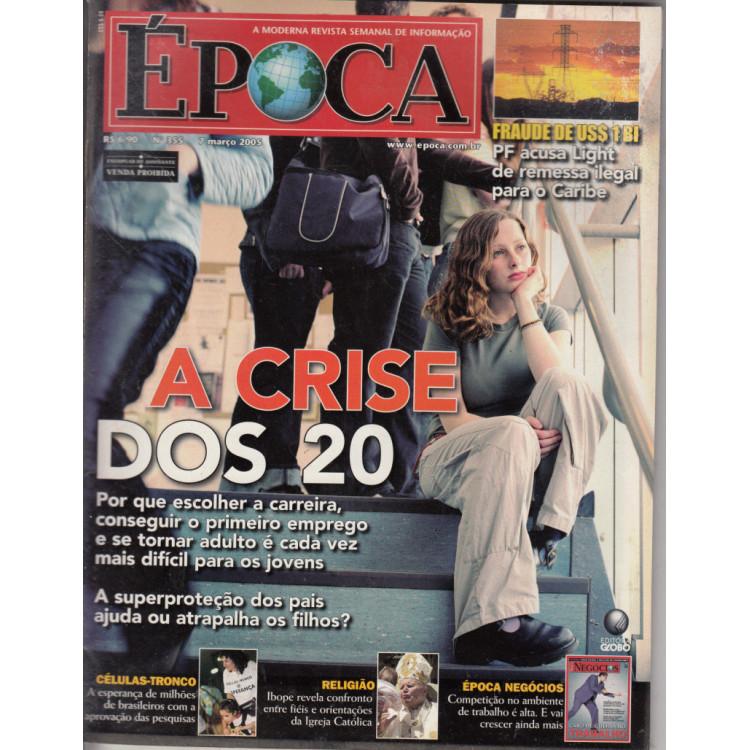 053 Revista Epoca ED 355 A Crise Dos 20