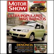 013 Revista Moto Show N 269 Agosto 2005 Ano 24 Segredo Ultra Populares