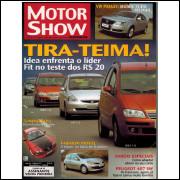 015 Revista Moto Show N 271 Otubro 2005 Ano 24 Tira Teima