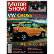 019 Revista Moto Show N 275 Fevereiro 2006 Ano 25 VW Cross Space