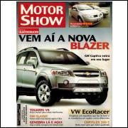 020 Revista Moto Show N 276 Marco 2006 Ano 25 Vem ai A Nova Blazer