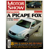 022 Revista Moto Show N 278 Maio 2006 Ano 25 Exclusivo A Picape Fox